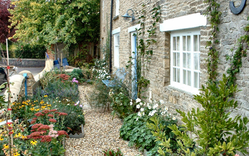 Natural Garden Design In Oxford And