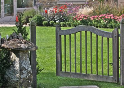 Large Country Garden Farmhouse Gate