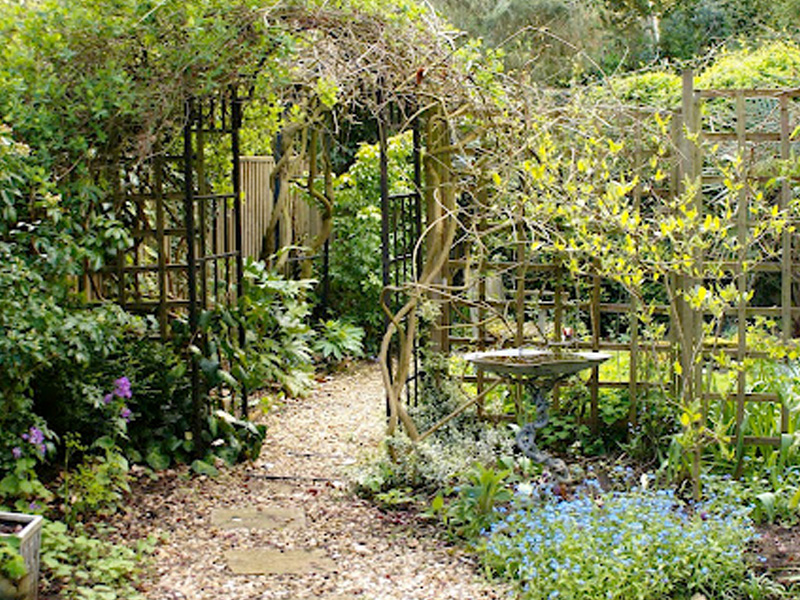 Projects go wild landscapes for Oxford garden designs